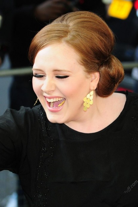 How Much Beautiful Adele Hairstyle Is