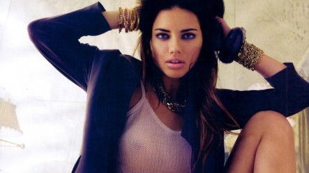 Adriana Lima Free Wallpaper Hd