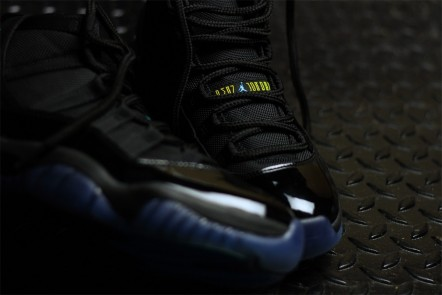 Air Jordan Xi Retro Gamma Blue