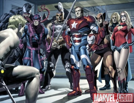 Newavengers Annual Preview