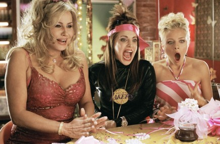 Still Of Jessica Cauffiel Alanna Ubach And Jennifer Coolidge In Legally Blonde Red White Blonde Large Picture Legally Blonde