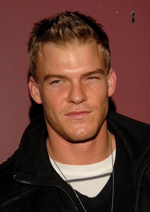 Alan Ritchson At Event Of Steam Large Picture Movies
