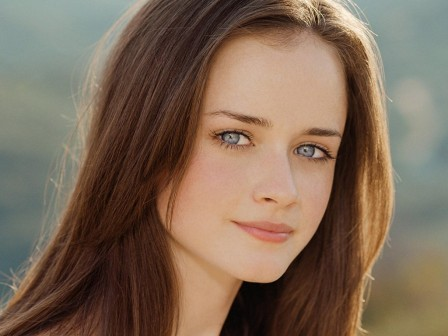 Alexis Bledel Free Hq Background