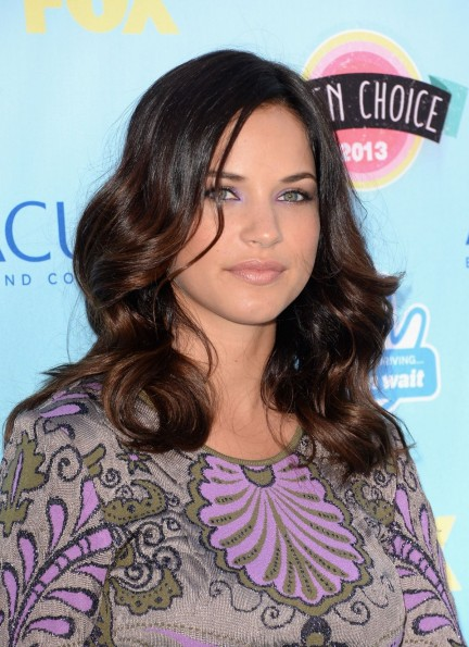 Alexis Knapp At Teen Choice Awards In Universal City