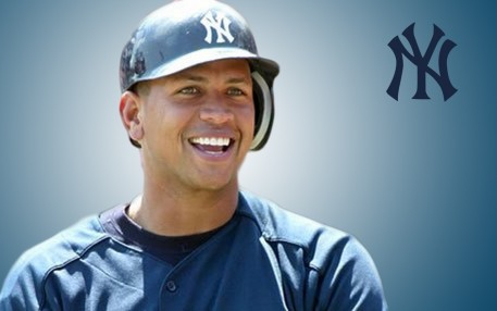 Alex Rodriguez Ny Yankees Wallpaper Wallpaper
