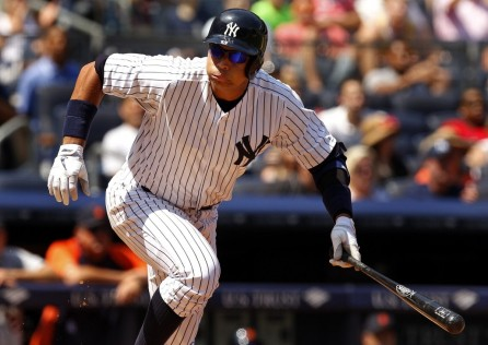 Alex Rodriguez Playing