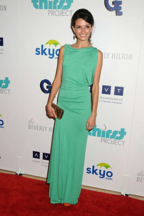 Alice Greczyn At Thirst Gala