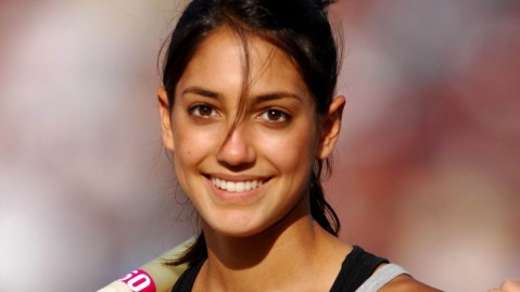 Allison Stokke Cute Wallpaper Sport