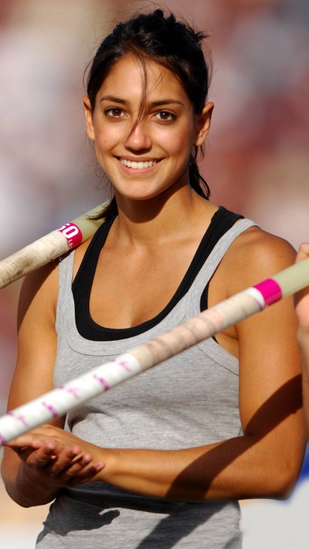 Allison Stokke Sport Mobile Wallpaper