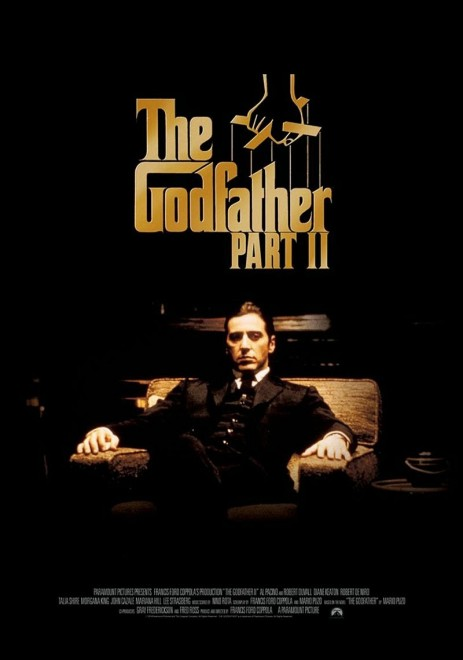 The Godfather Part Al Pacino Poster Quotes