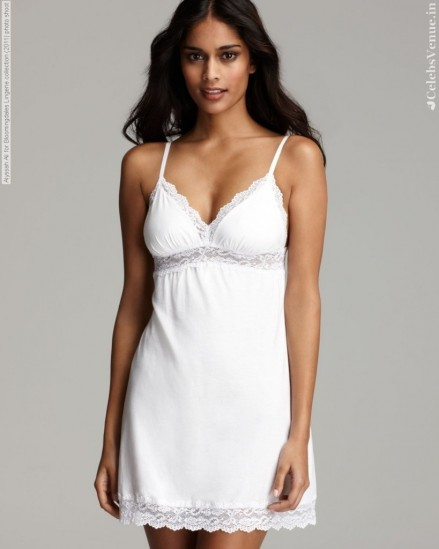 Alyssah Ali For Bloomingdales Lingerie Collection Photo
