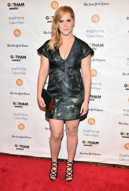 Amy Schumer At Gotham Independent Film Awards In New York
