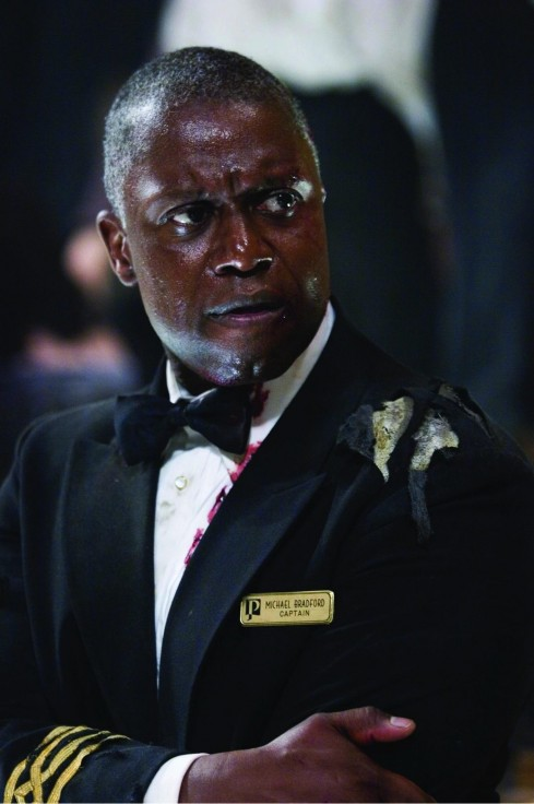 Still Of Andre Braugher In Poseidon Large Picture
