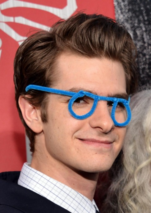 Andrew Garfield In The Amazing Spider Man Large Picture
