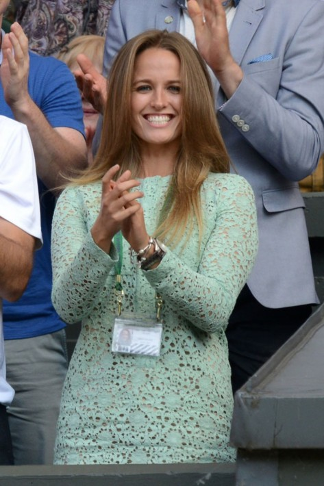 Andy Murray And Kim Sears To Model Burberry And Kim Sears