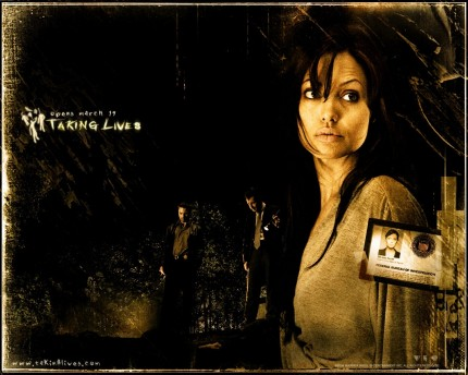 Taking Lives Angelina Jolie Ethan Hawke Movies