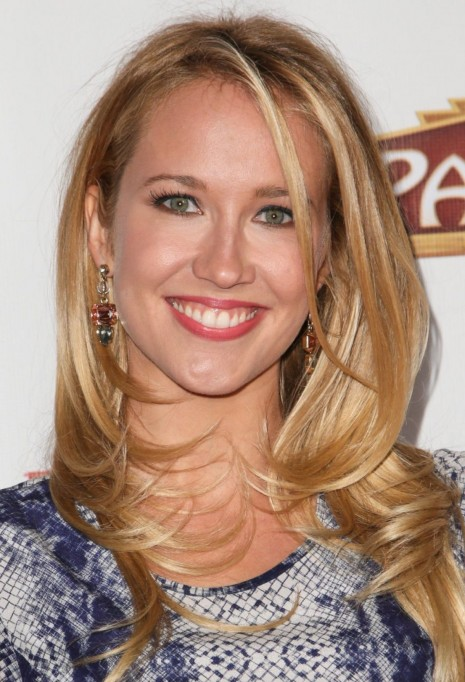 Anna Camp At Evita Opening Night In Hollywood