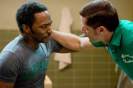 Picture Of Matthew Fox And Anthony Mackie In We Are Marshall Large Picture