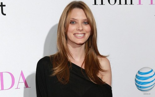 April Bowlby Saying Cheese