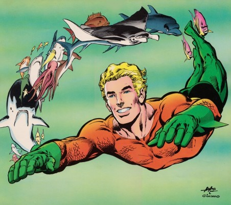 Dc Aquaman Movie