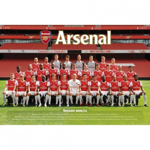 Arsenal Sport Poster Medium Sp Large Cd Bc Fed Sport