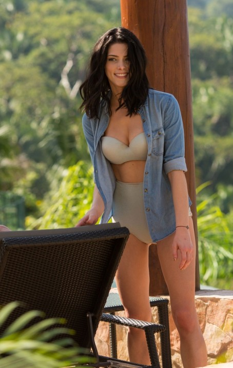 Ashley Greene In Bikini On Vacation In Mexico Bikini