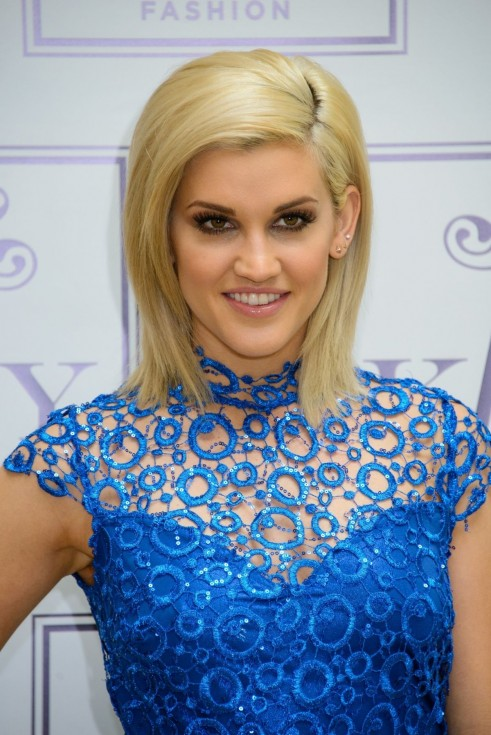 Ashley Roberts At Her Key Collection At Launch In London Tv