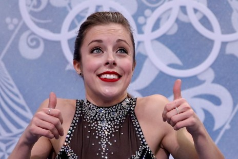 Faces Ashley Wagner