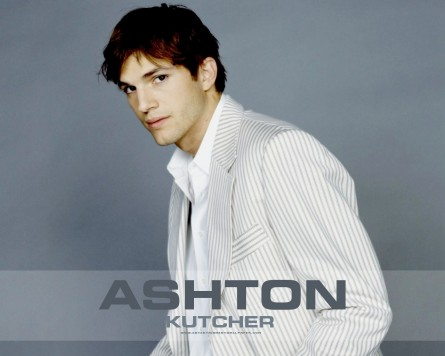 Ashton Kutcher Wallpaper Wallpaper
