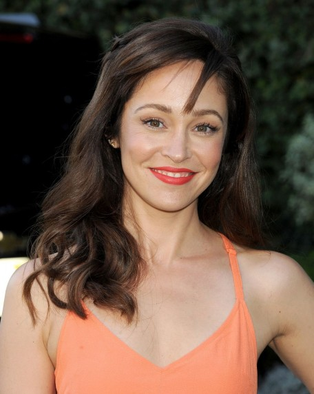 Autumn Reeser At Crown Media Networks Summer Tca Press Gala
