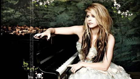 Avril Lavigne Hot Wedding Wallpaper Hd Wedding