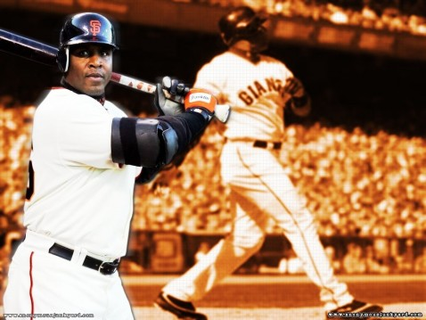 Barry Bonds Wallpaper