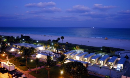 Art Basel Oceanfront Containers