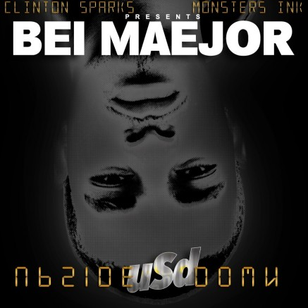 Bei Maejor Upside Down Front Cover