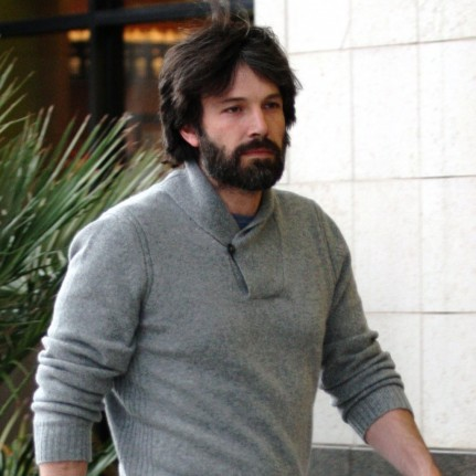 Ben Affleck Pictures Heavy Beard Fashion