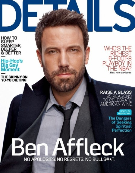 Ben Affleck Talks Blake Lively In Details October