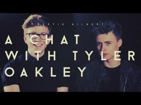 Chat With Tyler Oakley Bertie Gilbert