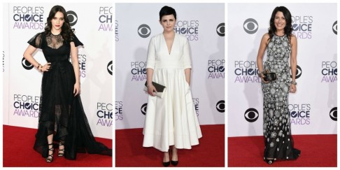 Best Dressed Peoples Choice Awards Main Award