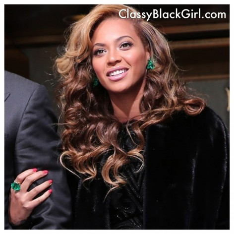 Beyonce Fashion Inauguration Fashion