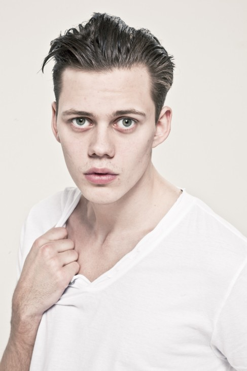 Bill Skarsgard Shared Picture