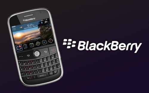 Blackberry Bold Wide