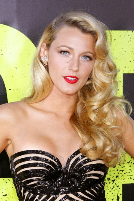 Cos Blake Lively Savages Premire Gtga Xl Hair