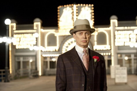 Nucky Thompson Shoes Boardwalk Empire Suits