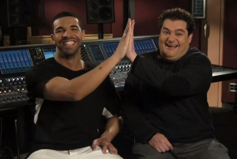 Saturday Night Live Drake And Bobby Moynihan