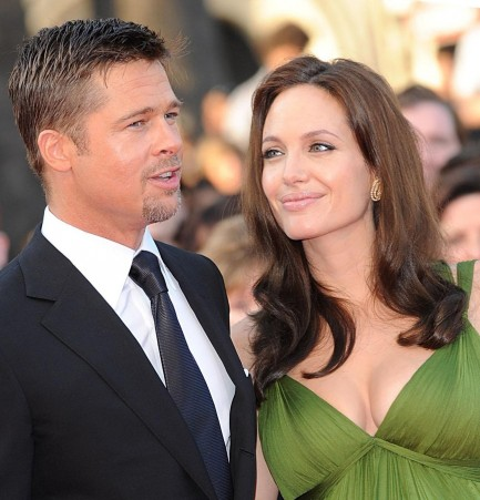 Angelina Jolie And Brad Pitt Wedding In Egypt And Angelina Jolie