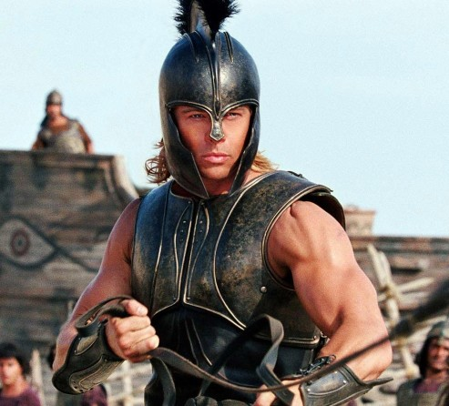 Brad Pitt Pictures Troy Troy