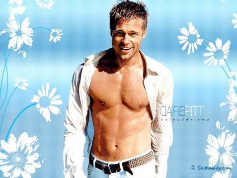 Hot Pictures Of Brad Pitt Hot