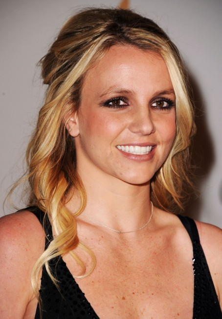 Britney Spears At Clive Davis And The Recording Academys Pre Grammy Gala