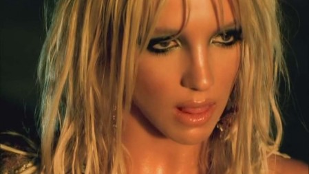 Britney Spears Face Abs