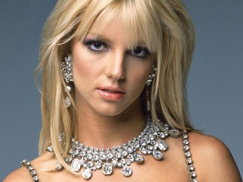 Hollywood Famous Star Britney Spears